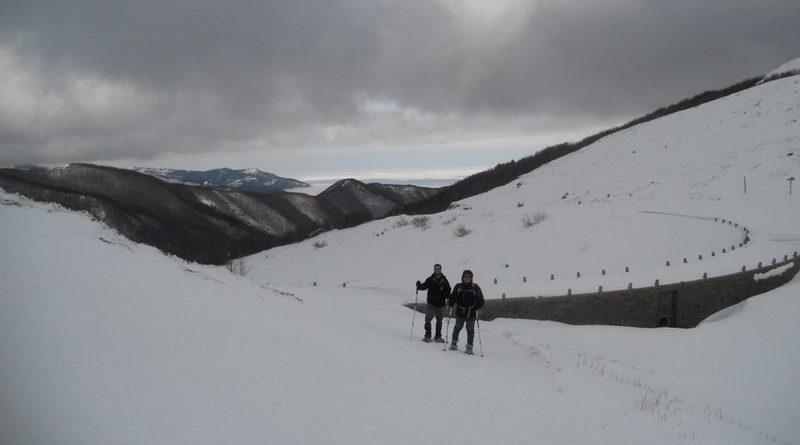 Verso il Lago Scaffaiolo