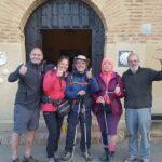 Giorno 18: da Bercianos del Real Camino a Mansilla de las Mulas